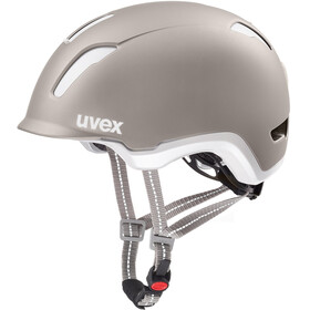 UVEX City 9 Helmet grey